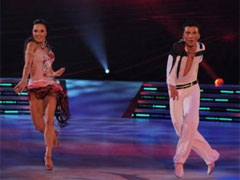 Конкурсный танец Джайв