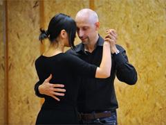 Прически для танго