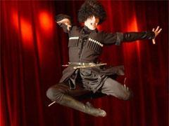 Как самому научиться танцевать лезгинку