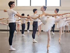 Что взять с собой на тренировку по балету