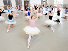 Балет - Как научиться