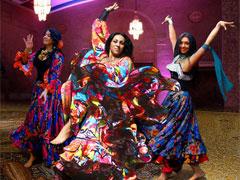 Цыганский танец - с чего начать