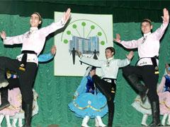 Татарский танец: костюм