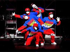Хип-Хоп: история танца