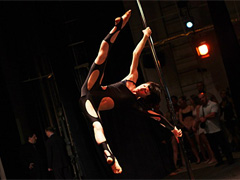 Pole dance - история возникновения
