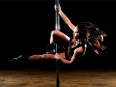 Какие танцовщицы pole dance популярны сейчас