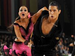 Джайв – как танцевать правильно