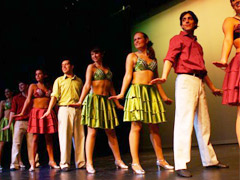 Как научиться импровизировать в танце меренге