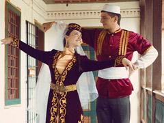 Одежда для татарского танца