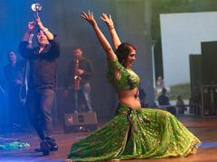 Польза от занятий по цыганскому танцу