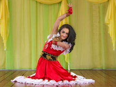 Что нужно для занятий в цыганском танце