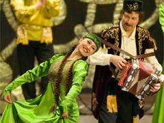 Что нужно для занятий татарскими танцами