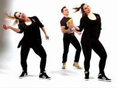 Легкие движения с целью танца