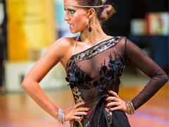 Одежда для латиноамериканских танцев