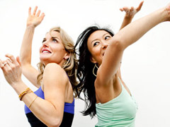 Танцевальные движения руками