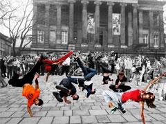 История возникновения уличных танцев