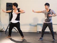 История возникновения танца поппинг