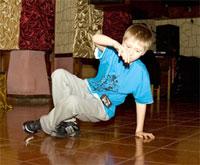 Брейк данс - видео обучение для детей