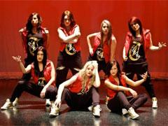 Энергичный танец Хип-хоп