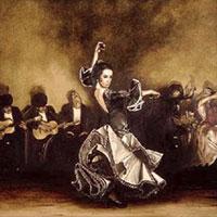 История возникновения танца Фламенко