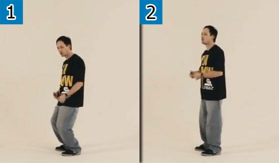 Движения хип-хоп в картинках