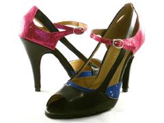 Обувь для танца сальса