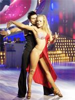 Платье для танца румба
