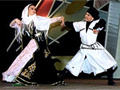 История танца лезгинка