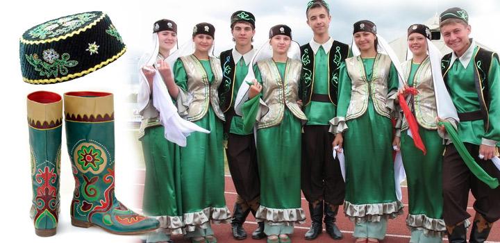 национальные костюмы поволжья фото