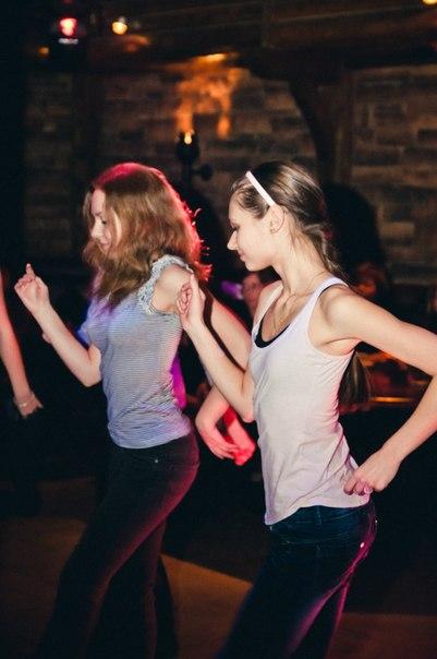 видео урок клубного танца рнб