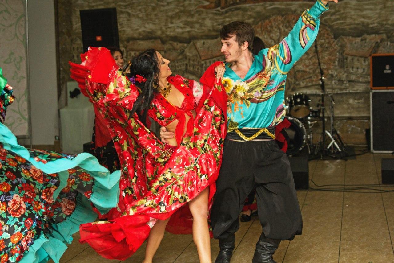 Степ в цыганских танцах 6 фотография