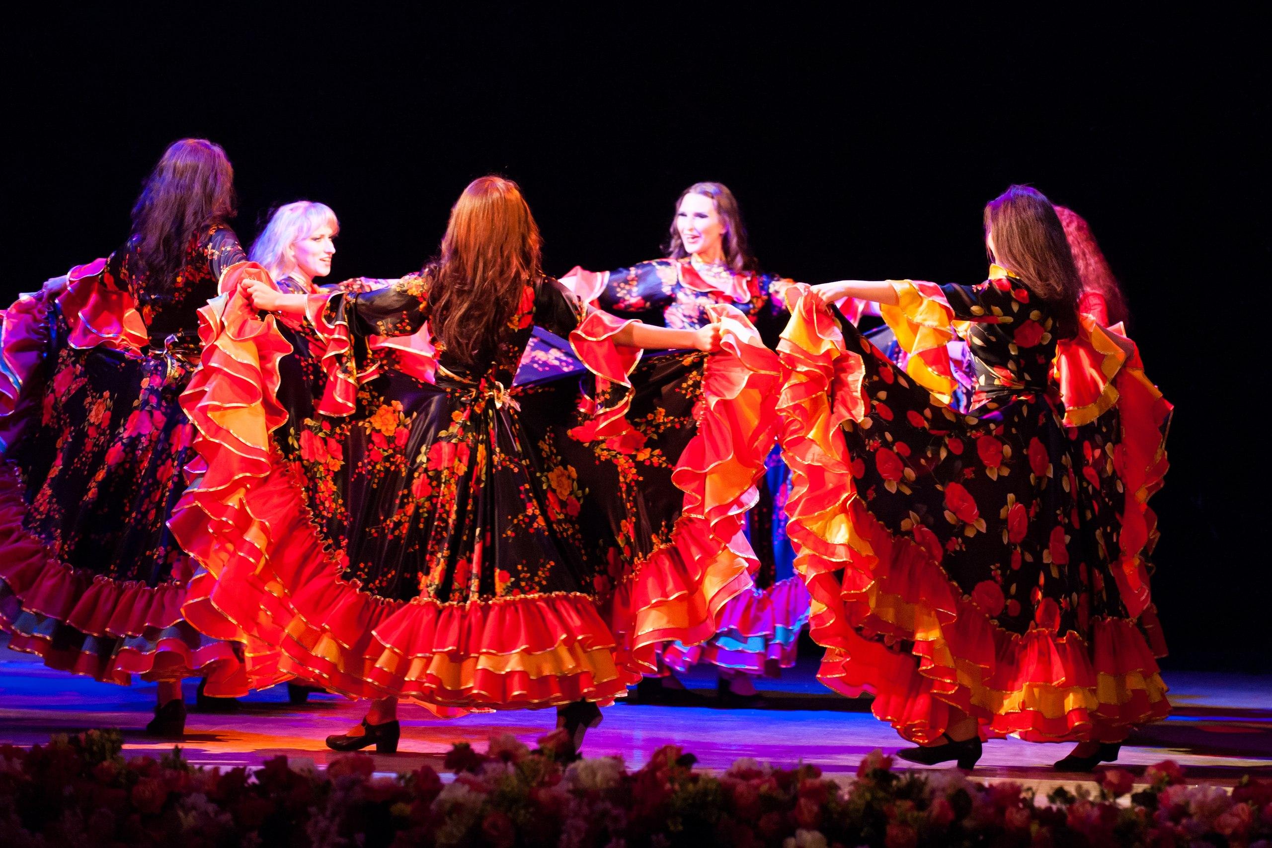 Цыганские танцы скачать mp3