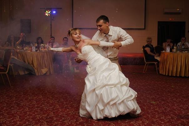 Белый танец для свадьбы