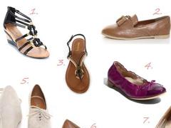 Обувь для танца контемп