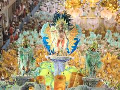 Костюмы для карнавальной Самбы