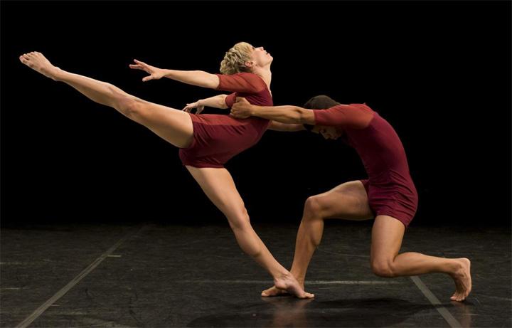 История возникновения танца контемп
