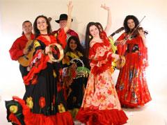 Цыганский танец: как научиться