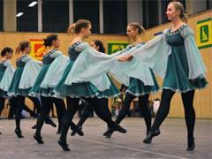 Ирландский танец - с чего начать