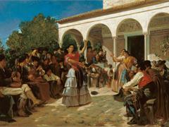 Цыганский танец - история