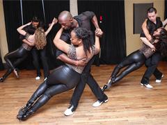 Кизомба - как танцевать правильно