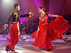 Латиноамериканские танцы - польза очевидна!