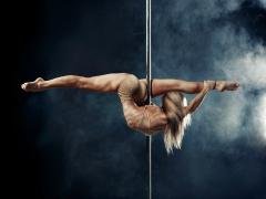 Частые ошибки в pole dance