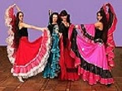 Как правильно танцевать цыганский танец