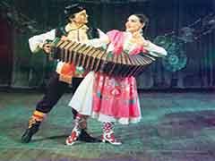 Как научиться импровизировать в татарском танце