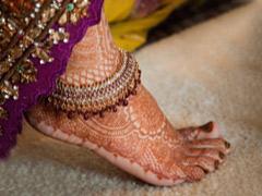 Обувь для индийских танцев