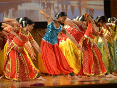 Частые ошибки в индийских танцах
