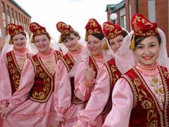Частые ошибки в татарском танце