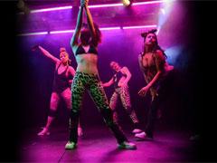 История танца dancehall
