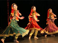 История возникновения Индийских танцев