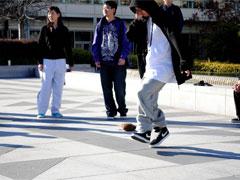 История возникновения танца Си-валк